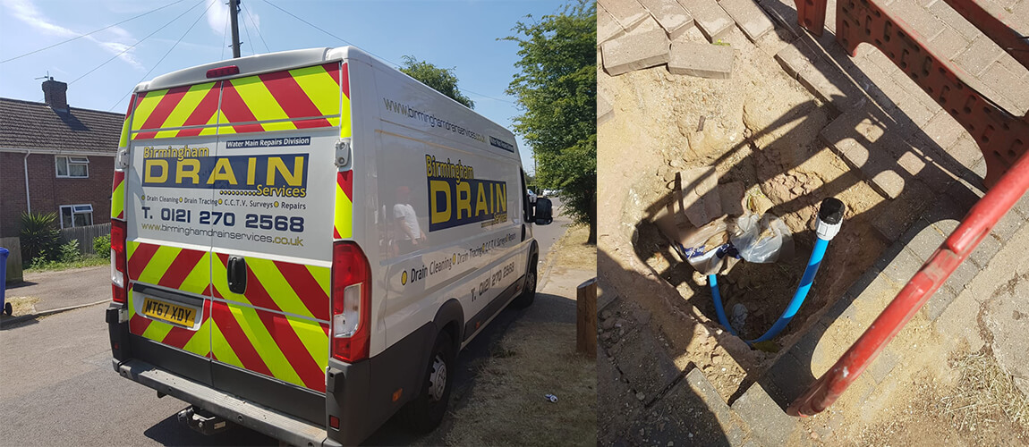 WATER MAINS TESTING AND REPAIR